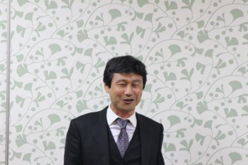 堀田副会長の中締め
